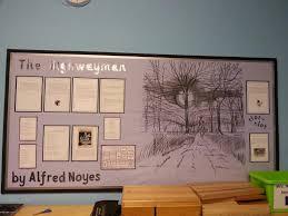 the highwayman y3 5 poetry unit and narrative rivington park