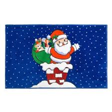 Santa Claus Rugs Holiday Bath Rugs U0026 Bath Mats Shop The Best Deals For Nov 2017