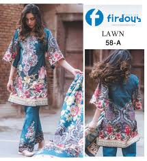 replica clothing firdous luxury emboridered lawn collection replica designer