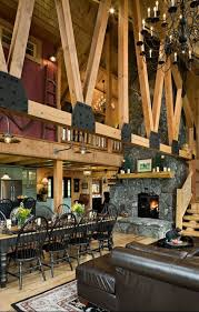 Interior Paint Colors For Log Homes Rustic Kitchens Design Ideas - Interior paint colors for log homes