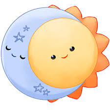 squishable sun and moon an adorable fuzzy plush to snurfle and squeeze
