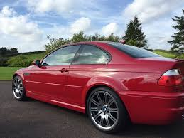 red bmw e46 bmw e46 m3 the story so far rms motoring forum