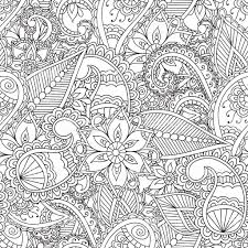 coloring pages henna art henna art coloring pages makedes com