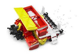 bruder farm toys bruder pottinger vitasem 302add power harrow mounted seed drill