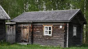traditional finnish log house 1988 and the same house 2017 youtube