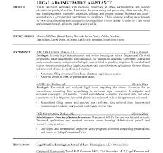 Examples Of Paralegal Resumes by Exciting Sample Of Paralegal Resume Interesting Resume Cv Cover