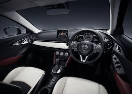 Mazda 3 Interior 2015 2016 Mazda Cx 3 Is A Crispy Looking Small Cuv 50 Photos U0026 Video
