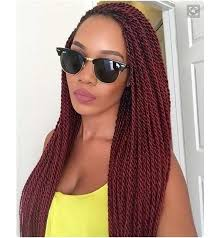 best hair for crochet styles 40 super chic senegalese twist styles we love
