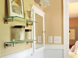 make the bathroom area much more beautiful with bathroom wall