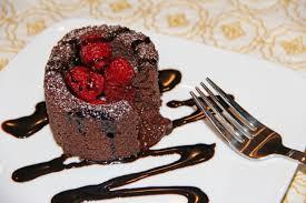chocolate lava cake home savvy