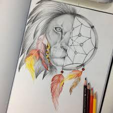 lion dreamcatcher by miilo18 on deviantart