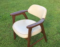 Century Chair Vintage Mid Century Chair Etsy