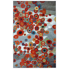Mohawk Home Accent Rug Mohawk Home Tossed Floral Multi 5 Ft X 8 Ft Area Rug 395674