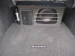 nissan maxima bose speakers sub and amp in 2016 maxima question maxima forums