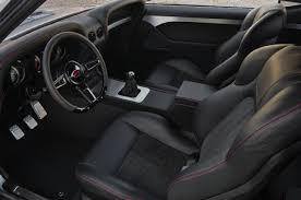 2001 Mustang Custom Interior Full Custom 1969 Mustang Fastback