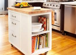 Wheeled Kitchen Islands Stunning Kitchen Island On Wheels Ideas Liltigertoo