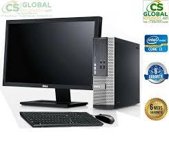 pc bureau intel i3 comparez les prix des annonces d ordinateur à dakar