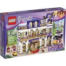 Lego Table Toys R Us Lego Friends Heartlake Grand Hotel 41101 Toys