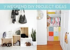 home project ideas 7 weekend diy project ideas curbly