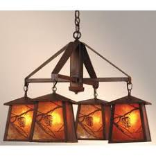Chandeliers Craftsman Style Four Light Craftsman Style Chandelier Craftsman Chandeliers