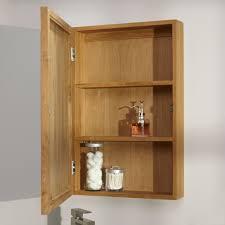 Teak Bathroom Storage Vero Teak Medicine Cabinet Bathroom