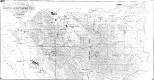 Map Of Montana Counties by El Cerrito Historical Society History Of El Cerrito California