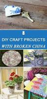 Trash To Treasure Ideas Home Decor From Trash To Treasure 8 Diy Craft Projects With Broken China