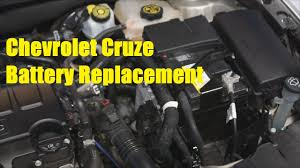 chevrolet cruze battery replacement the battery shop youtube