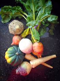 the food lane kitchen squash u0026 root vegetable casserole