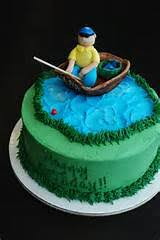 man fishing cake ideas 28408 fishing cake for 70th birthday