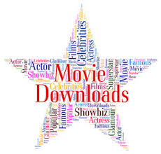 download file shows downloaded software royalty free stock image