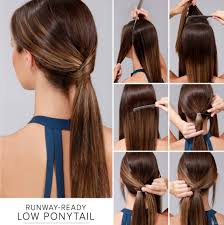 ponytail hairstyles for awesome ponytail hairstyles one for every occasion