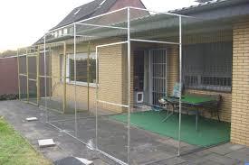 katzennetz balkon terrassenvernetzung mit tür der katzennetz profi