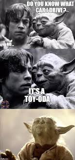 Yoda Meme Maker - bad pun yoda imgflip