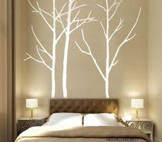 winter tree decal wall decal vinyl wall sticker nature wall