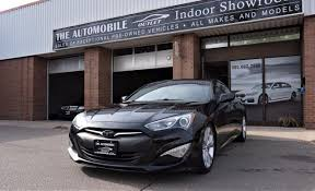 used 2013 hyundai genesis coupe r spec
