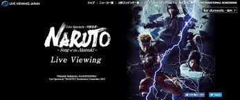 film unyil bf live viewing of naruto s stage drama to be held in indonesia the