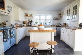 white kitchen cabinets with butcher block countertops country kitchen cabinets ideas style guide designing idea
