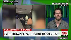 backlash erupts after united passenger gets yanked off overbooked