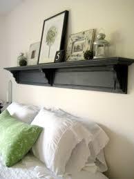 easy diy headboard ideas captivating headboard with shelves images design ideas tikspor