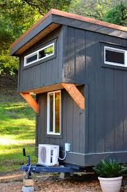 Houses With Lofts by Tiny House Walk Through Exterior Tiny House Basics