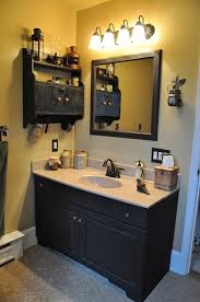 primitive country bathroom ideas small primitive wall cabinet country by lynxcreekdesigns