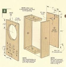 Mantle Piece Clock Wood Craft Clock Arts And Crafts Mantle Clock Exploded View 1