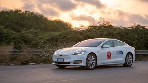 this tesla model s drove more than 1000km on a single charge top