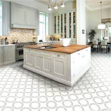 white kitchen floor ideas kitchen floor tile ideas 21 arabesque tile ideas for floor wall