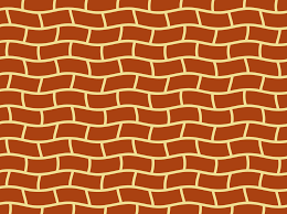 Wall Pattern by Brick Wall Clipart