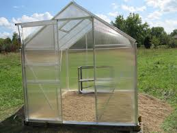 Greenhouse 6x8 Amy U0027s Harvest Harbor Freight 6x8 Greenhouse