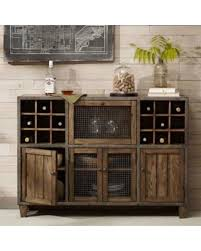rustic wine cabinets furniture memorial day sales on industrial rustic liquor storage wine rack