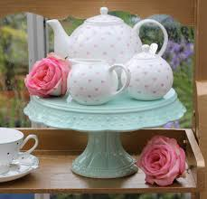 props china vintage crockery cake stands u0026 cutlery teapots