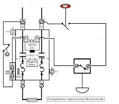 wiring ingersoll rand replacement control box electrical page